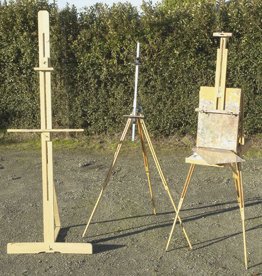 Easel - Oil Painting Techniques