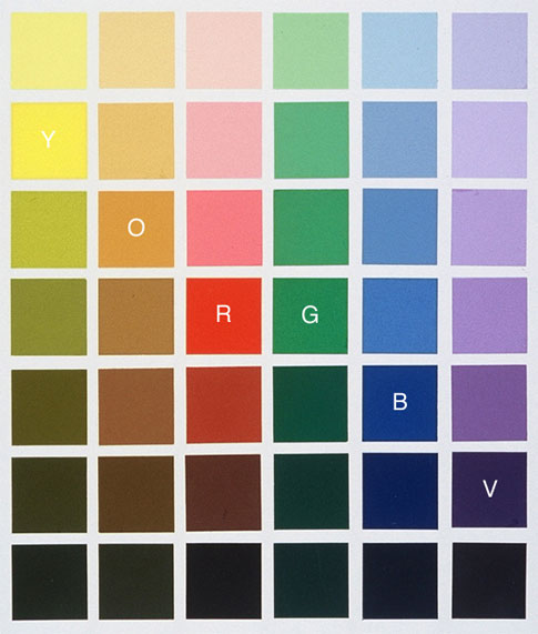 All The Colors In The World My Web Value